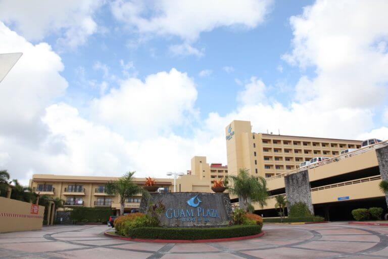 【宿泊体験記2018年】グアム プラザ リゾート&スパ Guam Plaza Rezort&Spa(口コミ・評判)