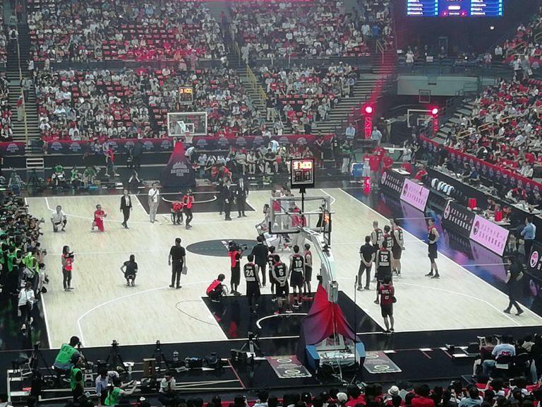 【子連れで観戦】さいたまスーパーアリーナでバスケ日本代表の試合に行ってきました