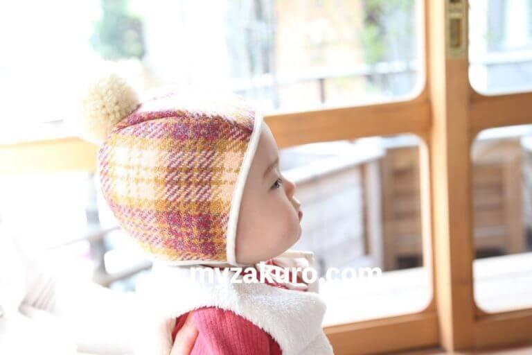 minne(ミンネ)で見つけた赤ちゃん用の帽子が悶絶するほど可愛い!!