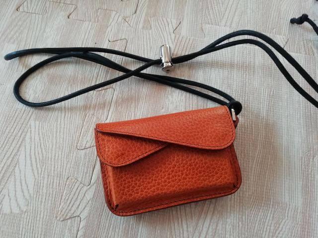 子育てパパがお勧め! ファクトリエのミニ財布が便利でオシャレすぎる