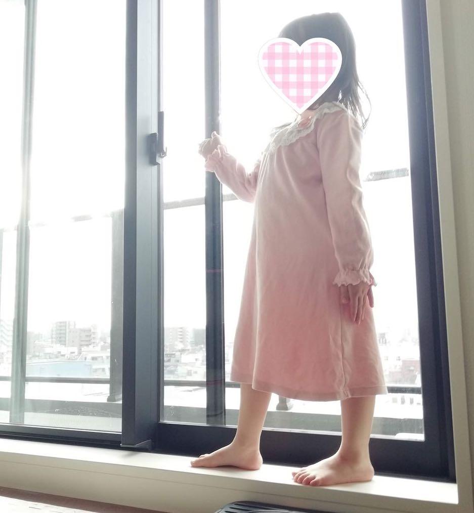 パジャマが嫌いな3歳の女の子がすぐに着替える奇跡のネグリジェ